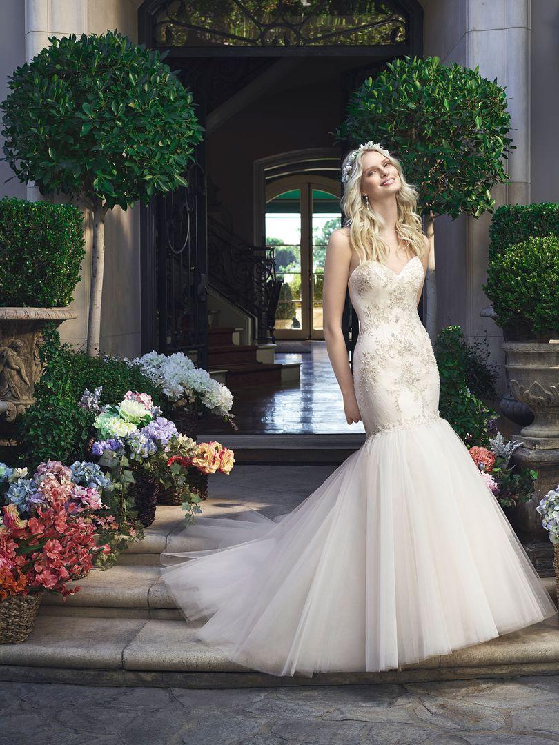 Top Ten Mermaid Wedding Dresses From Casablanca Bridal! / Blog ...