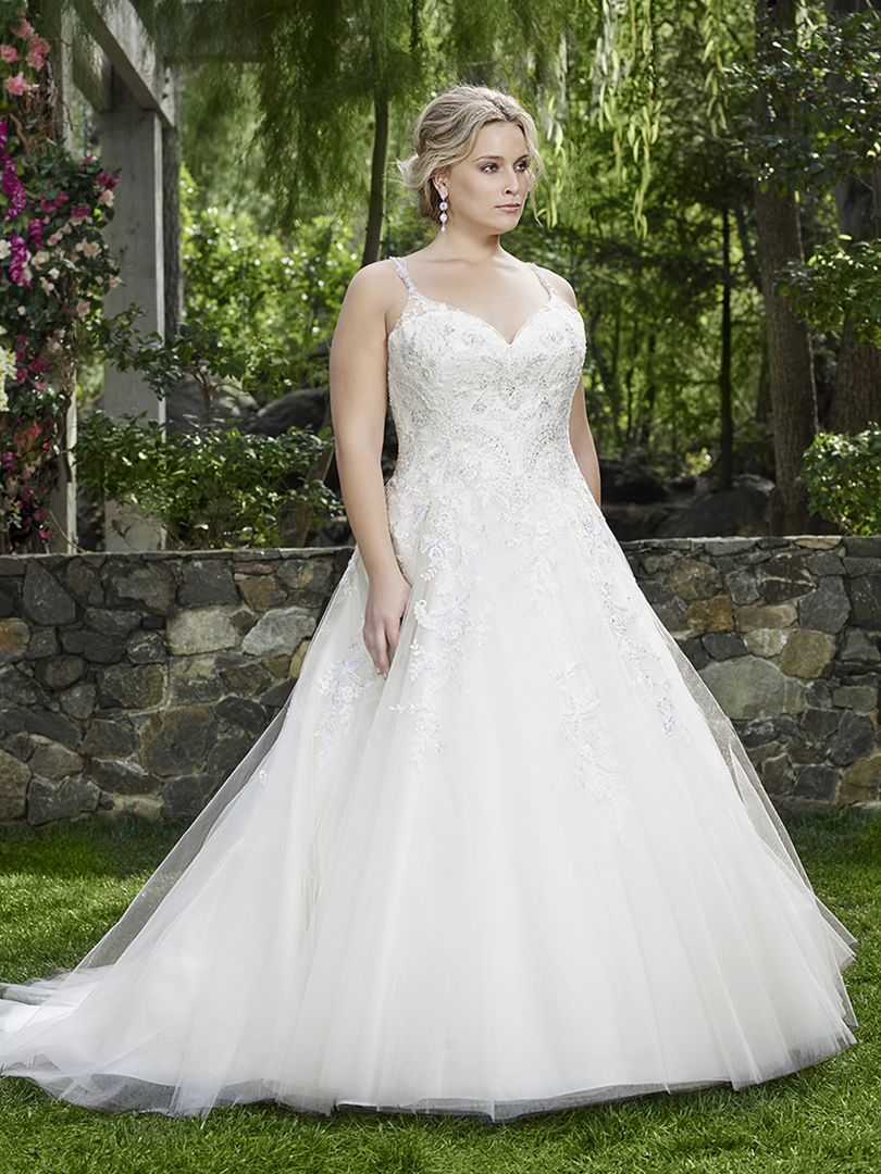 Casablanca Bridal | Bridal Buyer 2017 Plus Size Collection of the ...