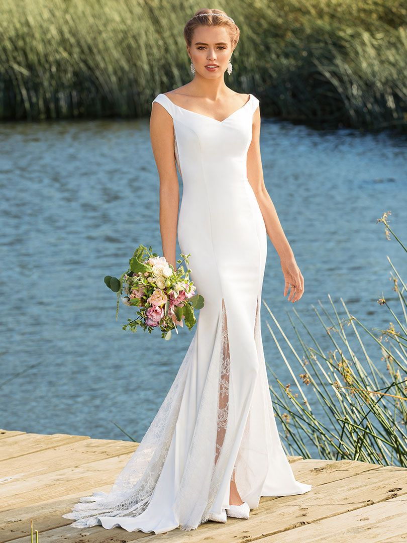Style BL274 Marlowe | Beloved by Casablanca Bridal