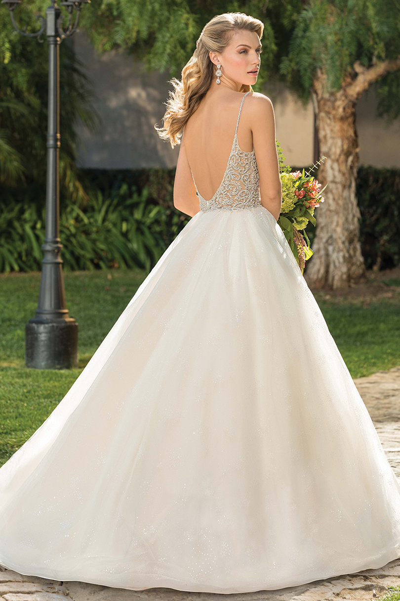 Bedazzled and Brilliant: Style 2335 Effie Is Glittering Princess ...