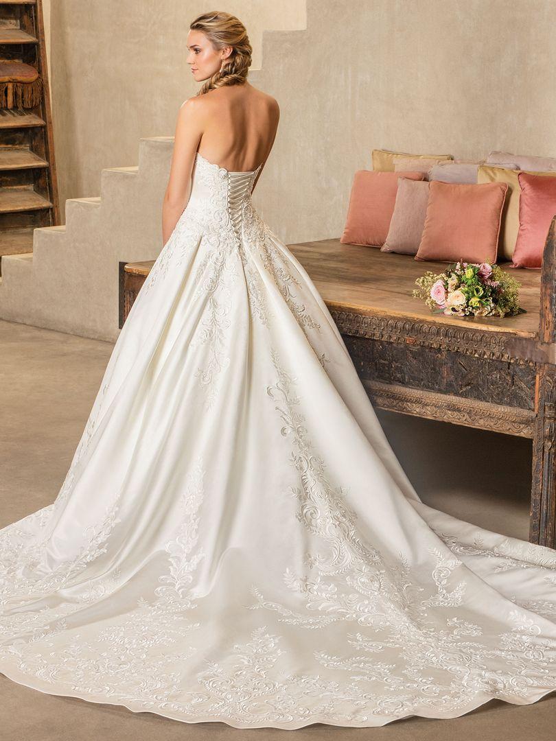 Renaissance Romance - Casablanca Bridal Style #2303 Oleander ...