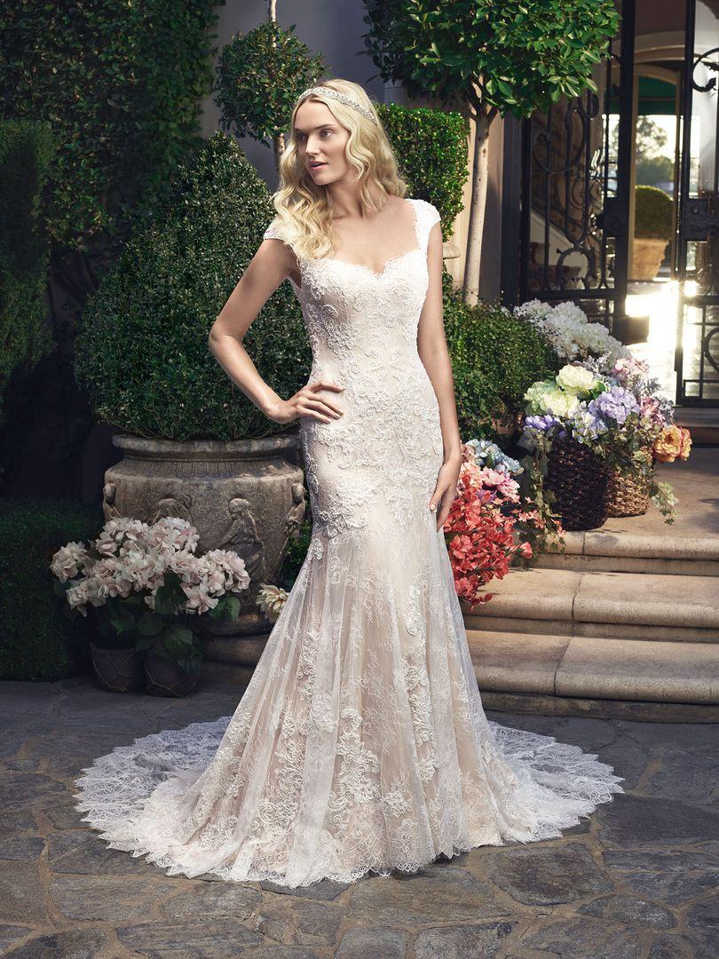 1355908a79b Top Boho Chic Wedding Dresses by Casablanca Bridal!   Blog ...