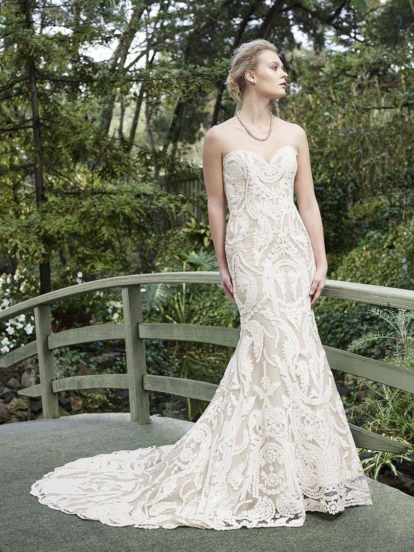 Top Boho Chic Wedding Dresses by Casablanca Bridal! / Blog ...